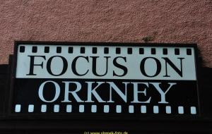 Orkney Inseln, Kirkwall, Stadtrundgang
