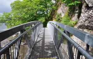 Wanderung am Loch Lomond