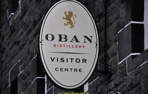 Oban Stadtbesichtigung