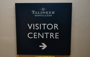 Talisker Whiskey Destillerie