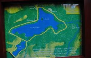 Schottland Wanderung am Loch An Elein