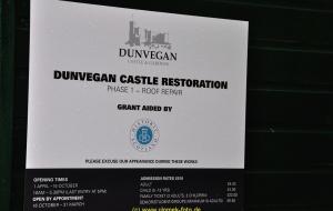 Skye, Castle Dunvegan und Garten