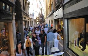 Venedig, Stadtbesichtigung
