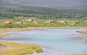 Hraunfossar, Bannafoss
