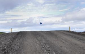 Schotterstrasse 55 Richtung Reykholar
