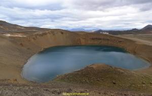 Viti, Kratersee