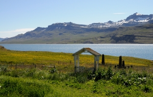 Rast am Fjord