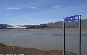 Höfn, Gletsche Vatna Jökull