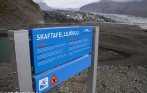 Skaftafell - Wanderung