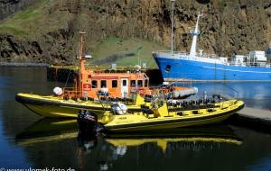 Vestmannaeyjear Inseln - Eine Rundwanderung