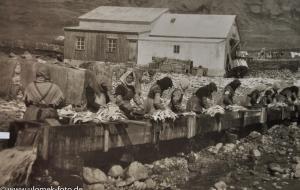 Grindavik Salzfischmuseum