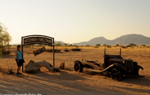 Solitaire Country Lodge, Namibia 2013