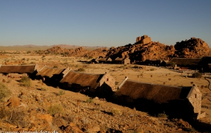 Canyion Village, Namibia 2013