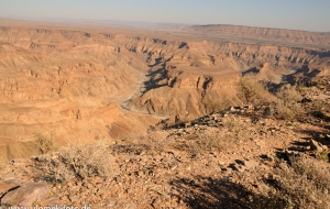 Fish River Canyon Namibia 2013