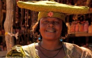 Hereo Frauen Namibia 2013