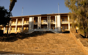 am Palmament Windhoek