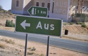 """Der Ort """"Aus"""" Namibia 2013"""