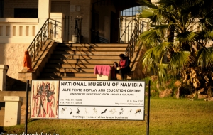 Nationalmuseum Alte Feste, Windhoek