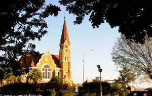 Windhoek, Christuskirche