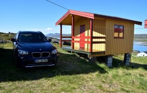 zwischen Nordkapp und Hammerfest
