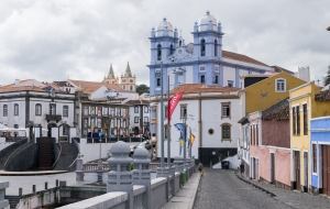 Angra do Heroismo auf Terceira