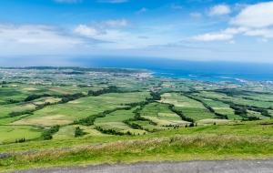 Rundfahrt um Terceira Azoren