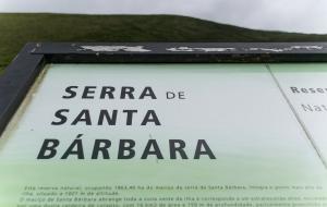 Sevra Sante Barbara 1021 m ü NN Terceira