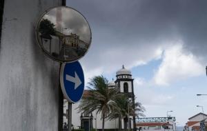 Santa Cruz Stadbesichtigung, Flores