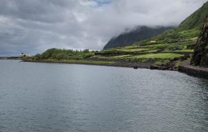 Faja da Caldeira de Sanoto Christo Wanderung zur Lagoa de Santo Christo