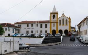 Velas auf Sao Jorge