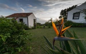 unsere Unterkunft in Terreiros auf Sao Jorge