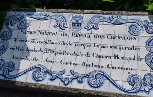 Parque Natural da Ribeira auf Sao Miguel