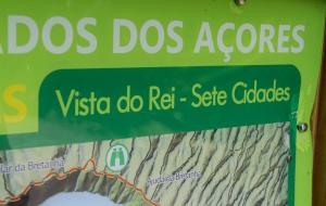 Vista do Rei, Sete Cidadws auf Sao Miguel