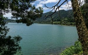 Lagoa das Furnas auf Sao Miguel (Rundwanderung)
