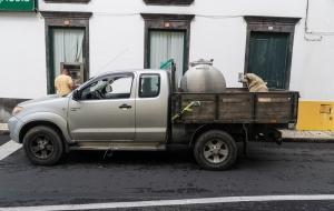 Povoakao auf Sao Miguel