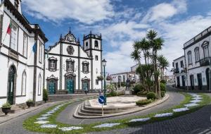 Vila do Nerdeste auf Sao Miguel