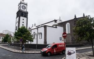 Ponta Delgada Stadt, Hafen, botanische Gärten.. auf Sao Miguel