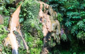 Calderas Velha auf 27 bzw 37 Grad Pools auf Sao Miguel