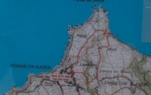 Lomba de Sao Pedro Wanderung auf Sao Miguel