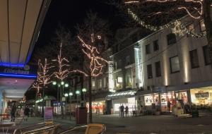 Gevelsberg 14.12.15 Rundgang durch die weihnachtliche Innenstadt