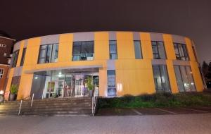 Gevelsberg, Sparkasse neues Finanzcenter