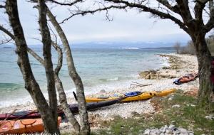 Wanderung von Njivice bis Malinska und zurück
