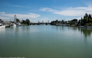 Sevilla Flußkreuzfahrt vorbei an vielen Sehenswürdigkeiten