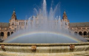 Sevillia Plaza de Espana
