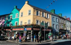 Kenmare im Süden von Irland 04.07.2016
