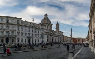 Rom Piazza Navona 30.09.2016