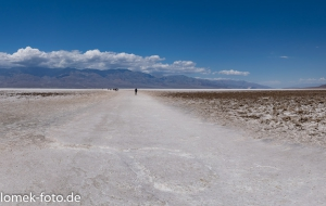 Death Valley, BadWater Basin -85 m NN