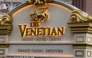 Las Vegas, Venedig , Venetian