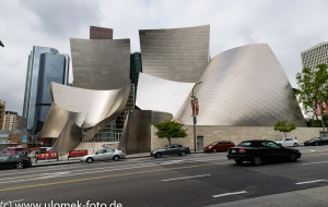 Los Angeles, Musikcenter,