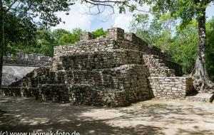 Coba Archäologische Zone